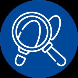 Icon für Fußabdruck